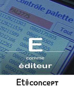 editeur de logiciel de traçabilité et étiquetage