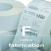fabrication d'étiquettes et distribution de films transfert