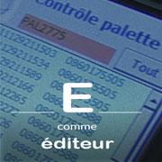 Editeur de logiciels de traçabilité